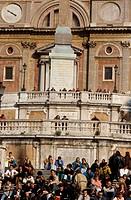 Italy Rome Spanish Steps