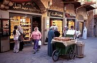 Lebanon, Tripoli, the Souk