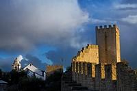 Obidos castle, Historic Village in Estremadura  Leiria District  Center Region  Portugal