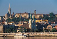 Europe, Hungary, Budapest, Old Town