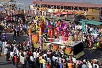 Carnival , Panaji , Goa , India