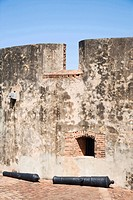 Dominican Republic, Puerto Plata, fort of San Felipe