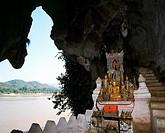 Laos, Pak Ou caves