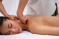 Siddha Marma Massage at Aura Spa at Park Hotel New Delhi, India