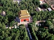 Ming Tombs,Beijing,China