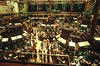 Usa, New York City. N.Y. Stock Exchange
