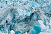 Glacier Walking, Nigardsbreen, Norway