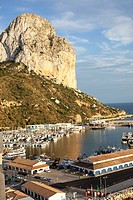 Rock of Calpe, Alicante, Comunidad Valenciana, Spain