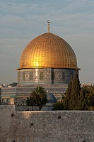 Israel, Jerusalem, Dome of the Rock, Omar Mosque