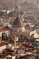 Israel, Galilee, Nazareth, Basilica of the Annunciation