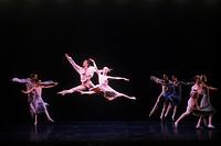 Stockholm Opera Ballet performing Sinfonietta by Jiri Kylian