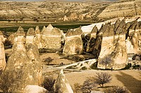 Catalkaya Valley, Cappadocia, Anatolia, Turkey