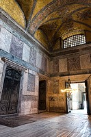Basilica of Hagia Sophia, Ayasofya Museum, Istanbul, Turkey