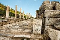 Ephesus, Aegean, Turkey