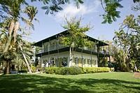 Florida, Key West. Ernest Hemingway Residence