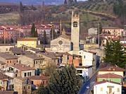 Italy, Tuscany, Asciano.