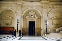 France, Paris. Courthouse