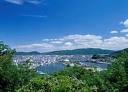 Kitakami River, Ishinomaki, Miyagi, Japan