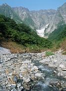 Ichinokurasawa, Mount Tanigawa, Minakami, Tone, Gunma, Japan