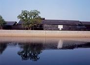 Handa Canal, Handa, Aichi, Japan