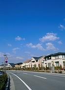 New Town, Minamiashiyahama, Ashiya, Hyogo, Japan