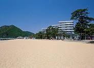 Shibukawa Beach, Tamano, Okayama, Japan