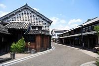 Miyuki Street, Hita, Oita, Japan