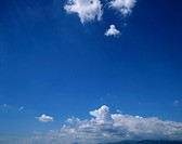 Cloudscape, Shizuoka, Japan