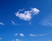 Cloudscape, Yamanashi, Japan