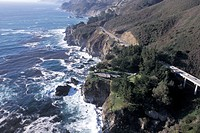 Usa California Big Sur