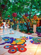 USA, Nevada, Las Vegas,Wynn Hotel entry