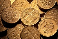 british currency sterling pound coins