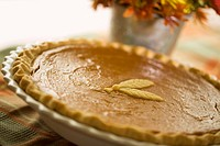 Sweet potato pie USA