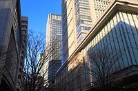 Marunouchi, Chiyoda, Tokyo, Japan