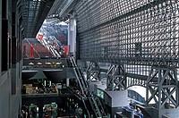 Japan,Kyoto,Kyoto Station