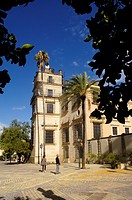 alcazar, Jerez de la Frontera, Cadiz Province, Spain