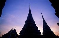 Thailand,Bangkok,Wat Pho