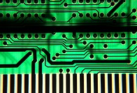 Circuit board of a computer module