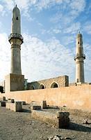 Bahrain. Manama, Al Khamis Mosque ruins