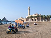Saudi Arabia, Jeddah, the Corniche
