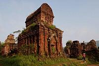 Vietnam,My Son,Cham Ruins
