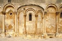 Italy, Apulia, Manfredonia, Santa Maria di Siponto, church