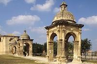 Italy, Apulia, Foggia, Calvario Church