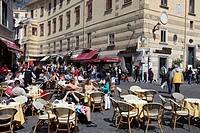 Italy, Campania, Amalfi,Duomo Square