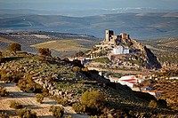 Castle of Luque. Cordoba, Andalusia, Spain.