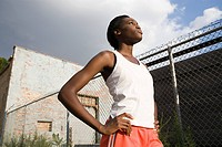 Female runner in brooklyn (thumbnail)