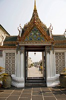 Chakri Maha Prasat Hall at the Grand Palace
