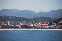 view of SAINT_JEAN DE LUZ/ Basque country