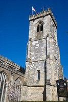 Sarum St Thomas and ST Edmund, Church of St Thomas Beckett, The Maltings, Salisbury, Wiltshire, England, UK.