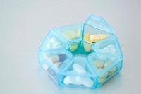 medicine in box